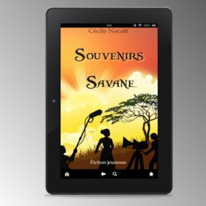 Ebook Souvenirs Savane