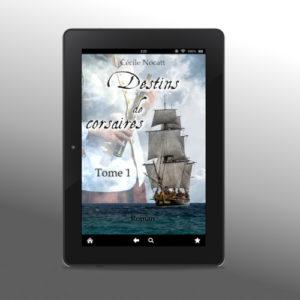 Ebook Destins de corsaires tome 1